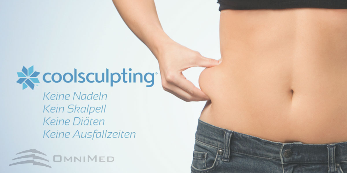 coolsculpting fettreduktion bei omnimed eisenstadt klagenfurt linz. Black Bedroom Furniture Sets. Home Design Ideas