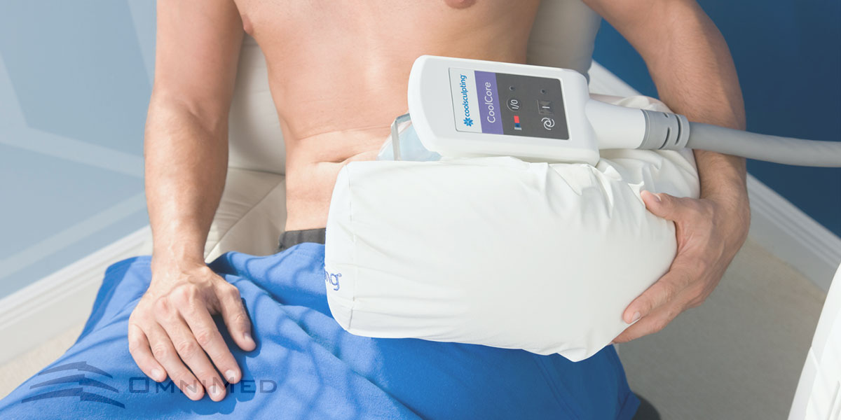 OmniMed Coolsculpting Original Gerät