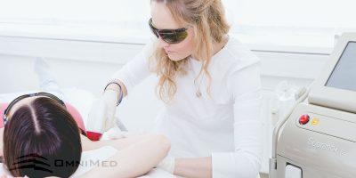 OmniMed Laser VS. IPL Haarentfernung