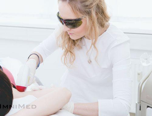 Erfahrungsbericht Laserhaarentfernung bei OmniMed im Test