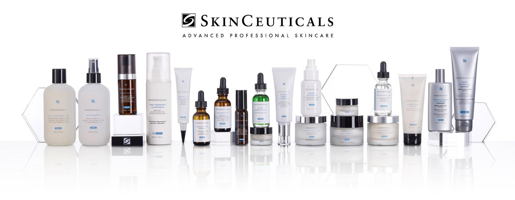 skinceuticals Modernste, wissenschaftlich fundierte Hautpflege