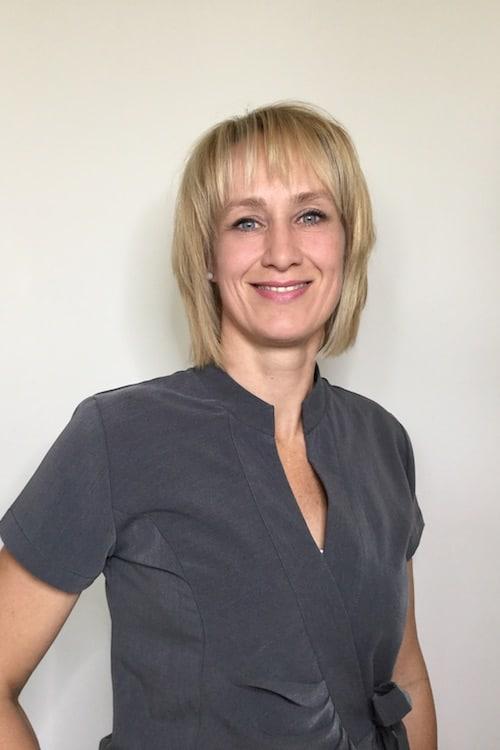 OmniMed Team: Sandra Santer