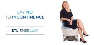 EMSELLA gegen Inkontinenz