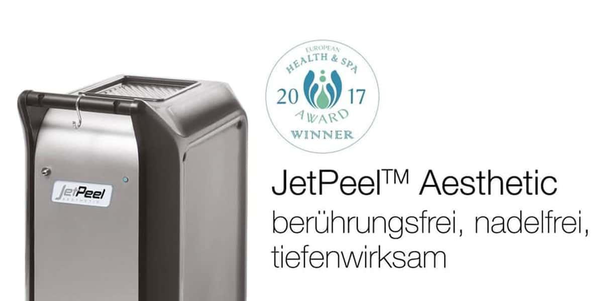 JetPeel bei OmniMed Eisenstadt und Klagenfurt
