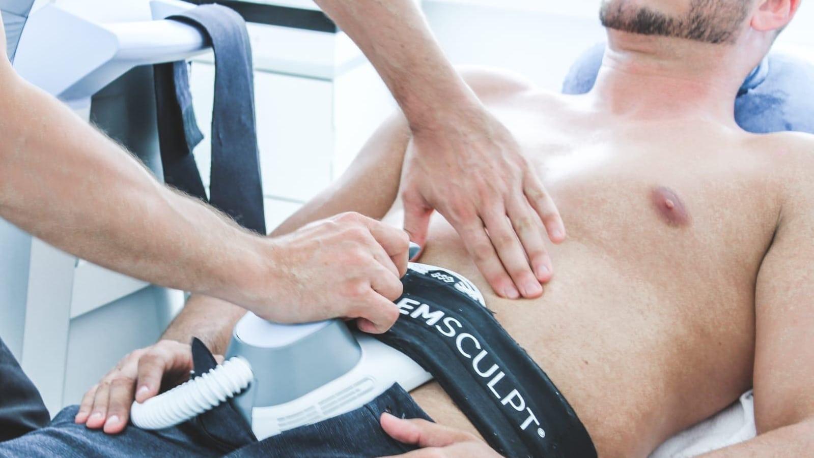 EMSculpt - Muskelaufbau und Fettreduktion bei OmniMed