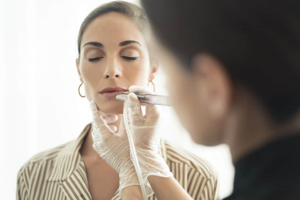 Perk Behandlung & Take Home – hybrides Hauttreatment
