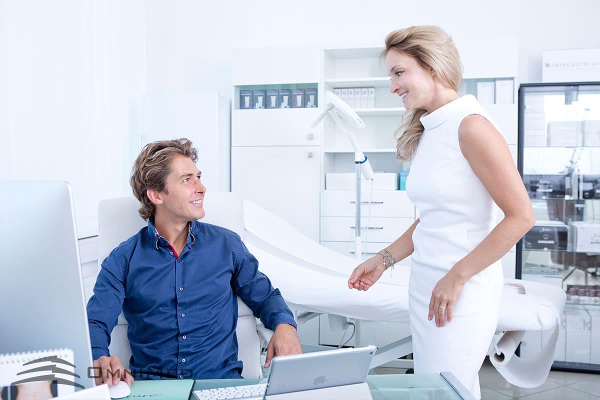 Ästhetische Medizin: Schönheitsbehandlungen bei OmniMed durch Herrn Dr. Horwath & Frau Dr. Reichhart