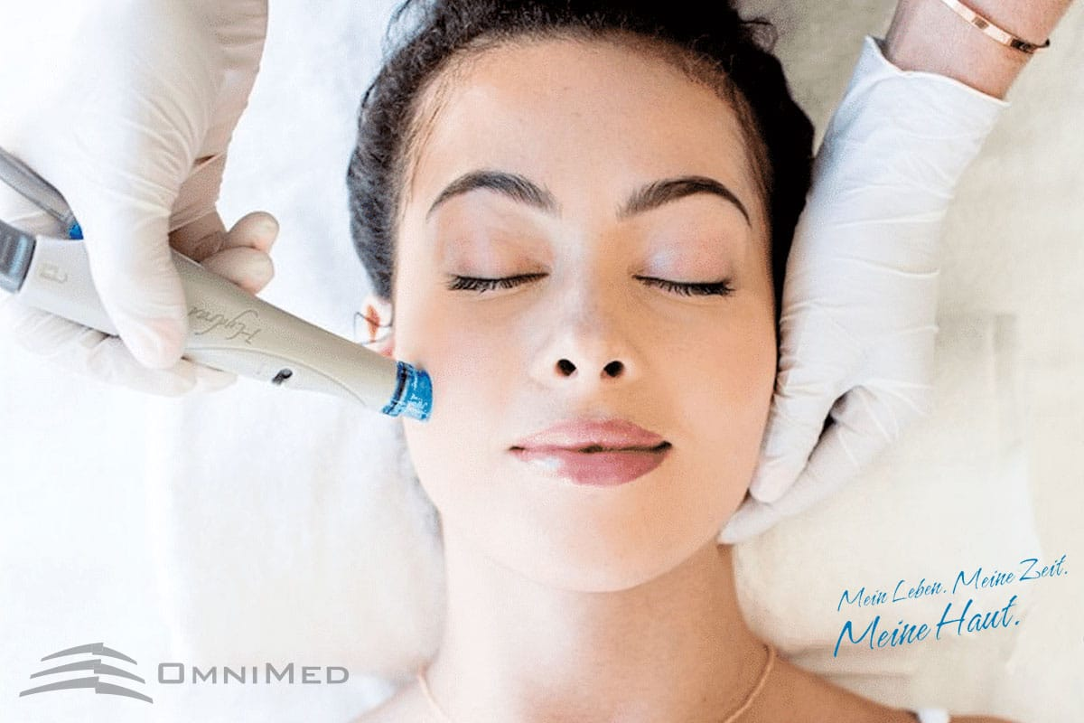 Hydrafacial Hollywood Treatment bei OmniMed