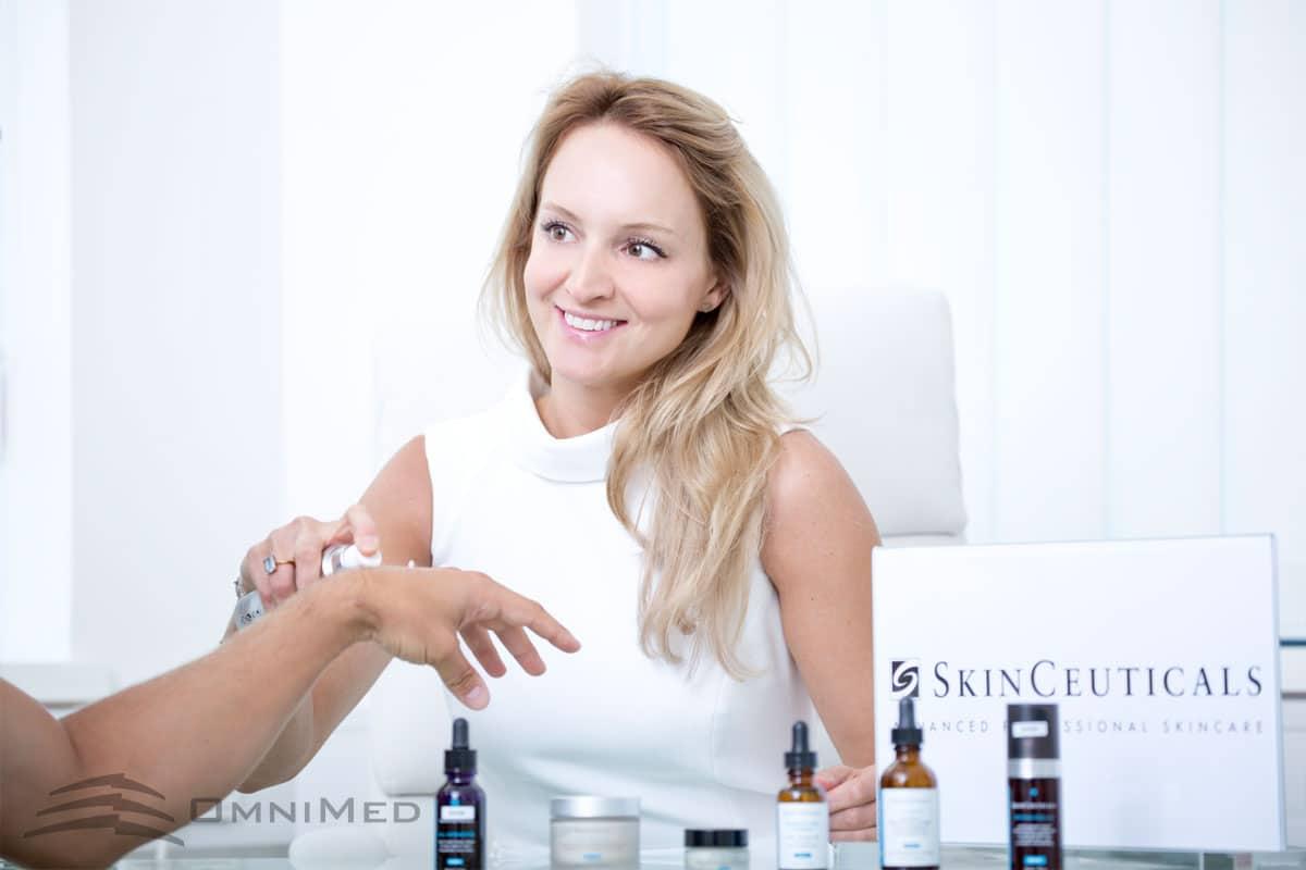 SkinCeuticals – Professionelle medizinische Hautpflege bei OmniMed