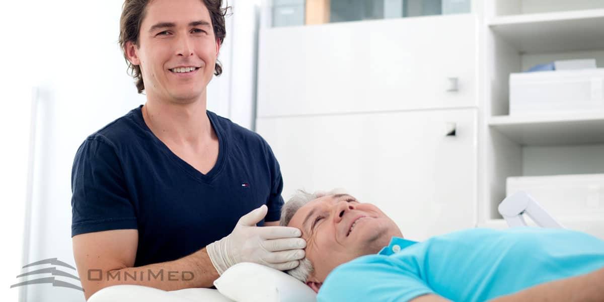 Botox-Faltenbehandlung bei OmniMed