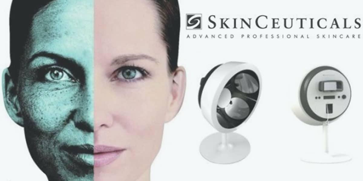 OmniMed SkinCeuticals Skinscope Hautanalyse