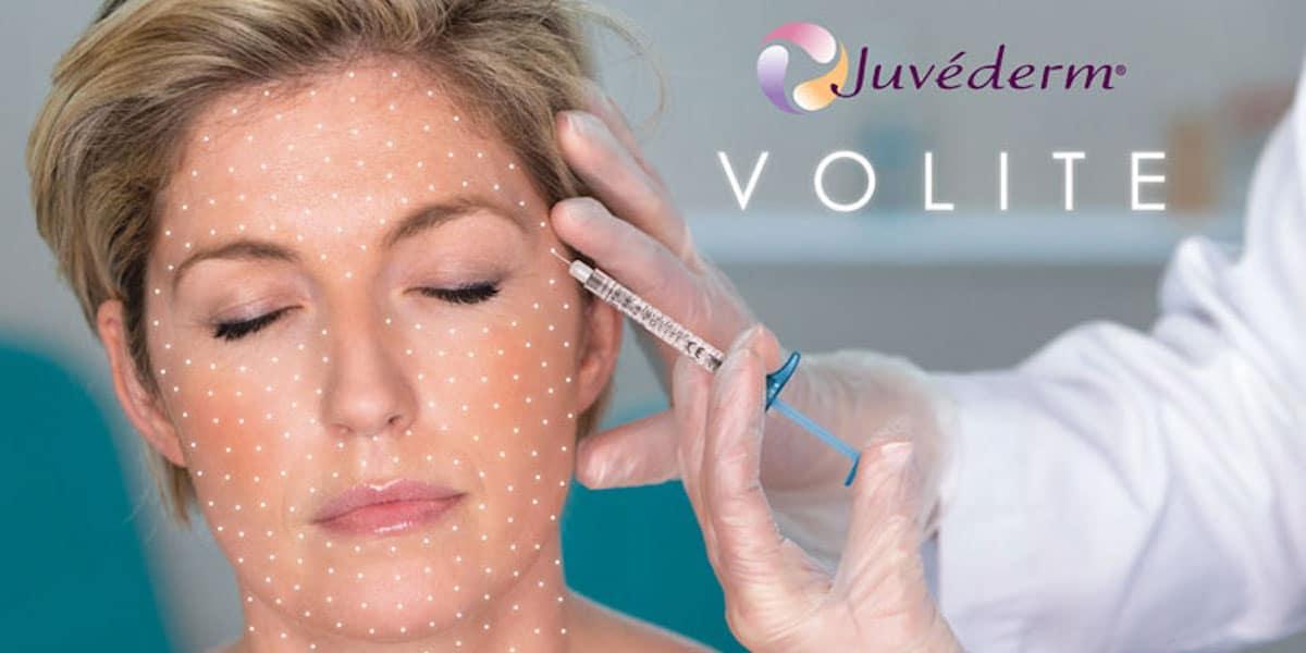 Juvederm Volite Verbesserung Hautqualität