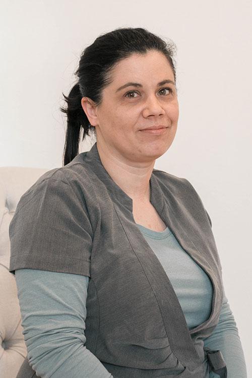 Alexandra Juritsch von OmniMed Klagenfurt