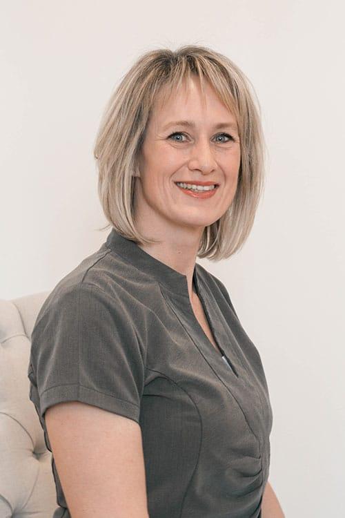 Sandra Santer von OmniMed Klagenfurt