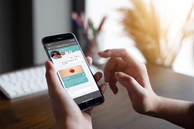 Videotelefonische Konsultation bei bei OmniMed