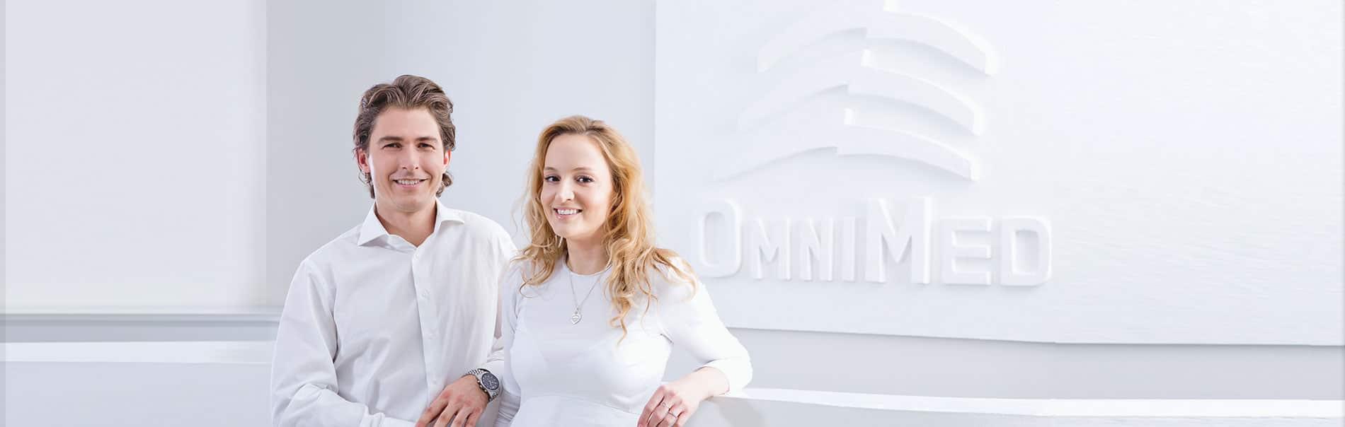 OmniMed - Dr. Stefan Horwath und Dr. Martina Reichhart